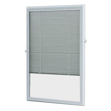 Zabitat Cordless Add on Enclosed Door Venetian Blind