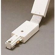 PLC Lighting Circuit Flexible Connector; Black / Two