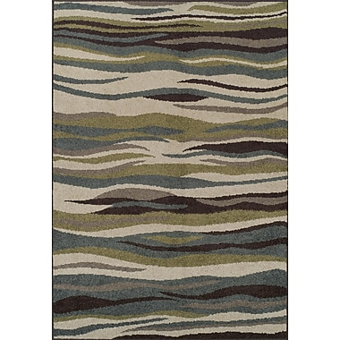 Dalyn Rug Co. Marcello Blue/Green Area Rug; 8'2'' x 10'