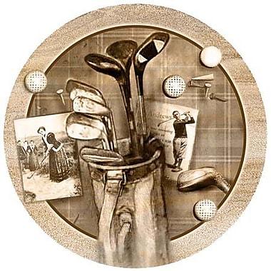 Thirstystone Golf Treasures Coaster (Set of 4)