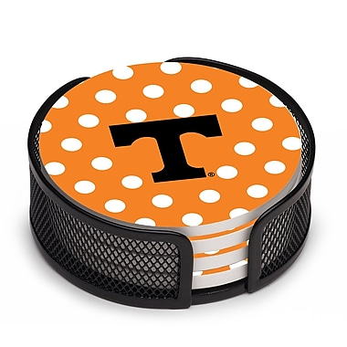 Thirstystone University of Tennessee Dots Collegiate Coaster