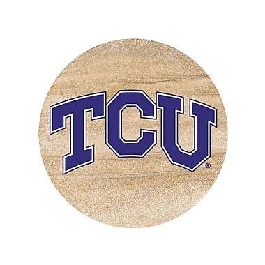 Thirstystone Texas Christian University Collegiate Coaster (Set of 4)