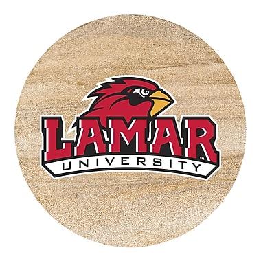 Thirstystone Lamar University Collegiate Coaster (Set of 4)