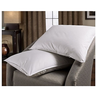 Downlite Hypoallergenic Down and Feathers Pillow; Queen