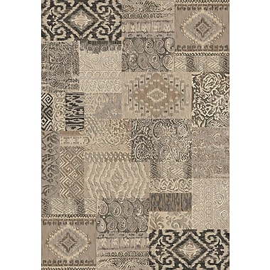 Dynamic Rugs Imperial Light Brown Area Rug; 5'3'' x 7'7''