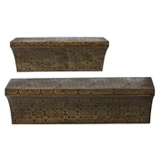 Privilege Wall Shelves (Set of 2)