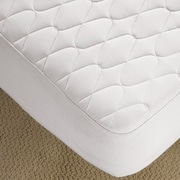 Down Inc. Tencel  1'' Polyester Mattress Pad; California King