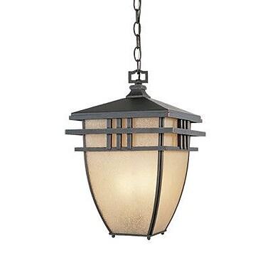 Designers Fountain Dayton 3-Light Outdoor Hanging Lantern