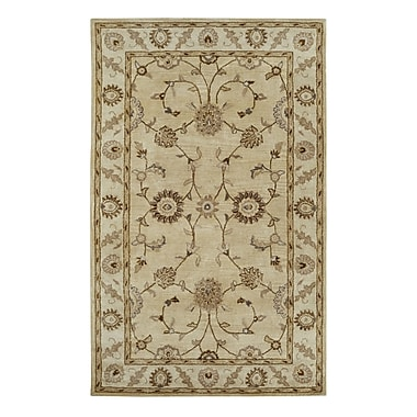 Dynamic Rugs Charisma Champagne Area Rug; 8' x 11'