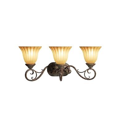 Woodbridge Avondale 3-Light Vanity Light