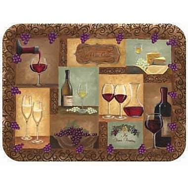 McGowan Tuftop Wine Cellar Cutting Board; Medium (12''x16'')