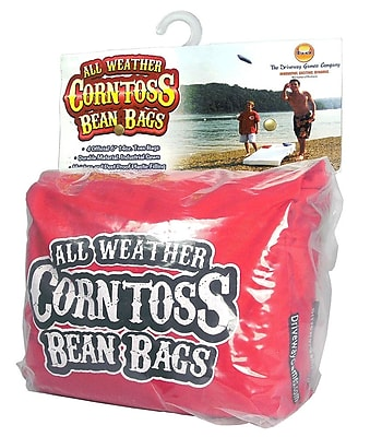 Driveway Games Company Four Pieces Bean Bag Game Set; Red