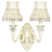 Jubilee Collection 2-Light Turret Wall Sconce