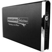 """Kanguru QSSD-2H 128GB 2.5"""" External Solid State Drive USB 3.0"""