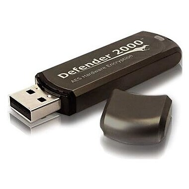 Kanguru 32GB Defender 2000 Secure USB Flash Drive