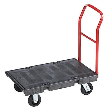 Rubbermaid Heavy-Duty Platform Truck, 24