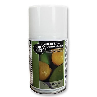 Sprayway Metered Air Freshener Spray, 7 oz, Lemon Lime