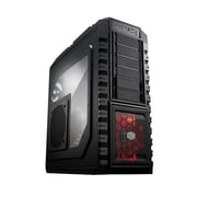 Cooler Master® RC-942-KKN1 HAF X Computer Case, Black
