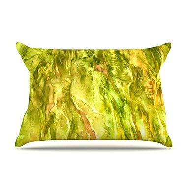 KESS InHouse Tropical Delight Pillowcase; King