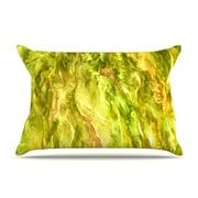 KESS InHouse Tropical Delight Pillowcase; Standard