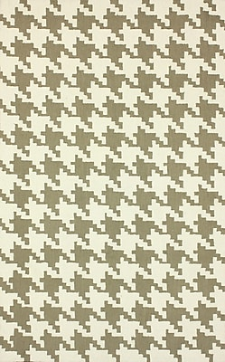 nuLOOM Serendipity Houndstooth Area Rug; 5' x 8'