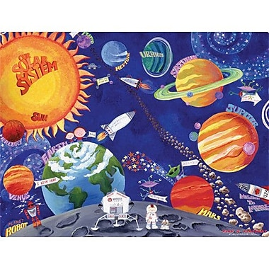 Magic Slice Solar System Play Placemat