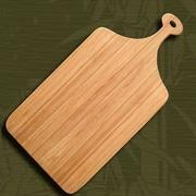 Totally Bamboo GreenLite Medium Paddle Cutting Board