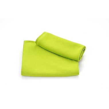 Discovery Trekking Outfitters Ultra Fast Dry Beach Towel; Lime