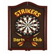RAM Game Room Strikers Dartboard Cabinet