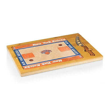 Picnic Time NBA Icon Cutting Cheese Board; New York Knicks