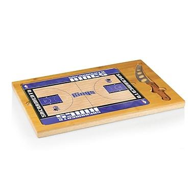 Picnic Time NBA Icon Cutting Cheese Board; Sacramento Kings