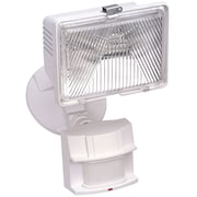 Heath-Zenith Motion Activated 1-Light Flood Light; White