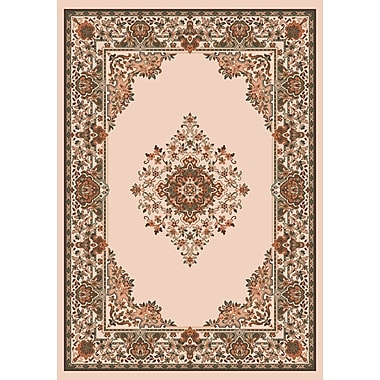 Milliken Pastiche Merkez Sand Area Rug; Rectangle 2'8'' x 3'10''