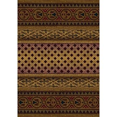 Milliken Signature Mohavi Golden Amber Area Rug; Rectangle 3'10'' x 5'4''