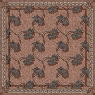 Milliken Pastiche Bantam Mink Rug; Rectangle 2'8'' x 3'10''