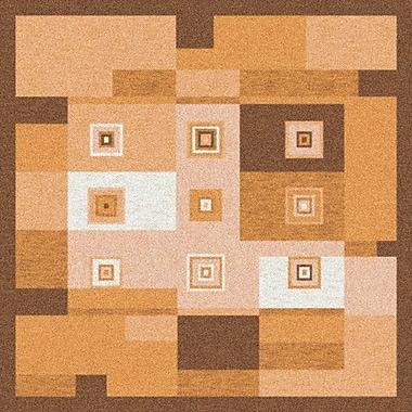 Milliken Pastiche Bloques Golden Morn Rug; Rectangle 5'4'' x 7'8''