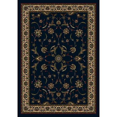 Milliken Signature Isfahan Sapphire Area Rug; Square 7'7''