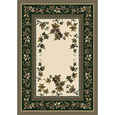 Milliken Signature Ivy Valley Opal Area Rug; Rectangle 2'1'' x 7'8''