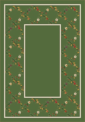 Milliken Design Center Peridot Maiden Area Rug; Runner 2'4'' x 23'2''