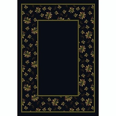 Milliken Design Center Onyx Erin Area Rug; Rectangle 3'10'' x 5'4''