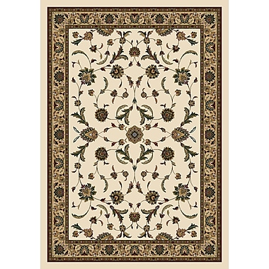 Milliken Signature Isfahan Opal Area Rug; Rectangle 5'4'' x 7'8''