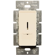 Morris Products Slide Single Pole Dimmer in Almond