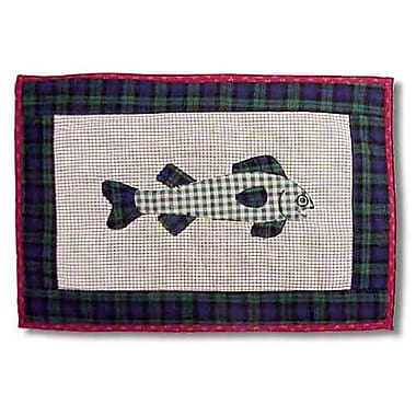 Patch Magic Cabin Fish Placemat (Set of 4)