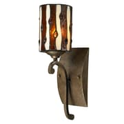 Dale Tiffany Diamond Hill 1-Light Wall Sconce