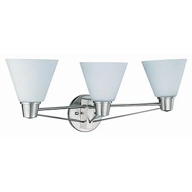 DVI Yorkville 3-Light Vanity Light