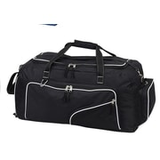 Preferred Nation 26'' Athletic Gym Duffel; Black