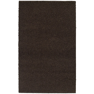 Garland Rug Chocolate Southpointe Area Rug; 7'6'' x 9'6''
