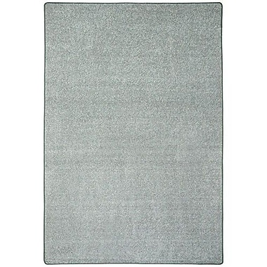 Milliken Modern Times Harmony Silver Area Rug; Rectangle 3'10'' x 5'4''