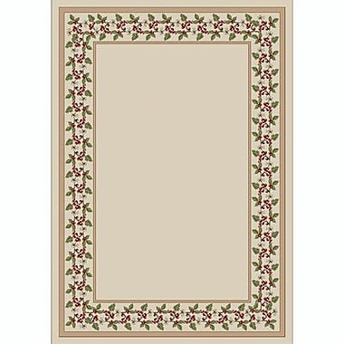 Milliken Design Center Opal Wildberry Area Rug; Rectangle 7'8'' x 10'9''
