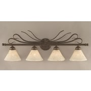 Toltec Lighting 4-Light Vanity Light